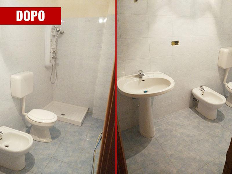 Ristrutturazione bagno catania 2 md costruzioni - Preventivo ristrutturazione bagno ...